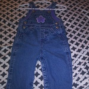 The childrens place overalls!